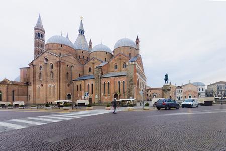 veneto: The Basilica of Saint Anthony of Padua, in Padua, Veneto, Italy