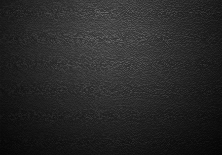 leathery: Real close-up of black leather background texture