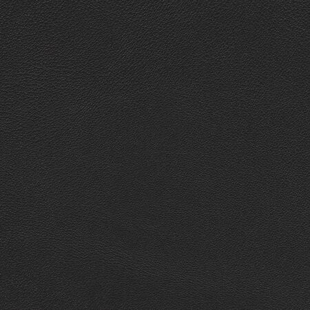 Real close-up of black leather background texture Stock Photo - 9066283
