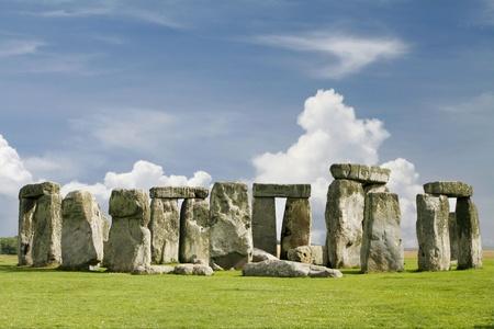 stonehenge: Stonehenge in England