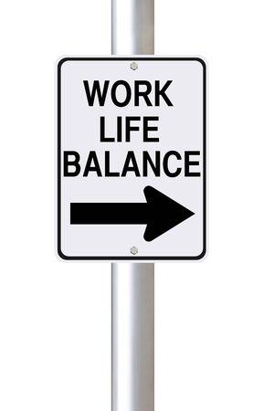 életmód: A módosított egyirányú jele a munka-magánélet egyensúly