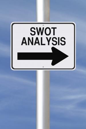 swot analysis: A una se�al de manera conceptual en el an�lisis FODA