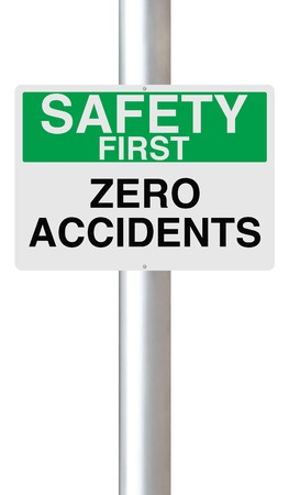 safety slogan: A sign highlighting the importance of safety