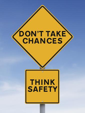 安全リマインダーと道路標識を変更
