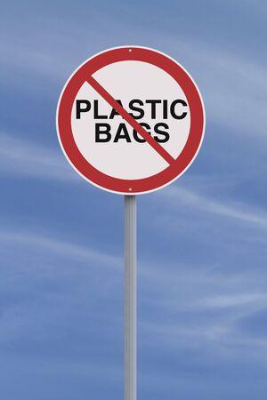 preocupacion: Una señal de tráfico conceptual sobre protección del medio ambiente