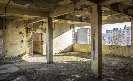 industry moody: Old barracks