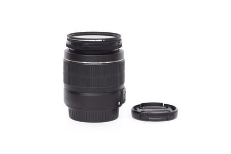 lens unit: Isolated Lens
