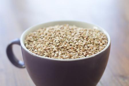 coup: A coup of buckwheat