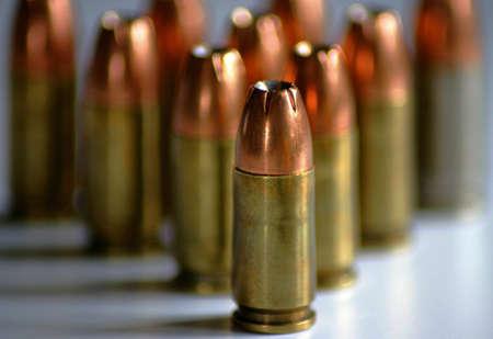 9 MM Ammo