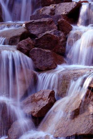 High Mountain Creek, Idaho Stock Photo