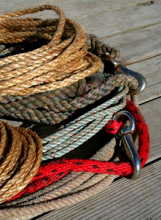 rounder: Various Ropes