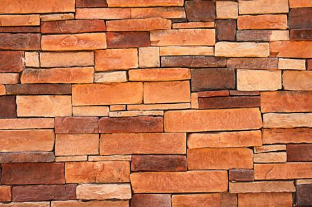 Beautiful red sandstone background with great texture which gives a rich appearance.