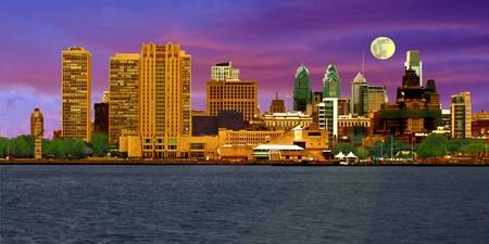 realestate: A view of Philadelphia, Pennsylvania