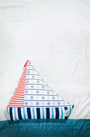 personally: personally tailored toy boatship pillow