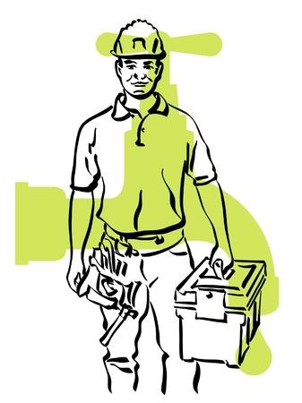 idraulico: Idraulico Vettoriali
