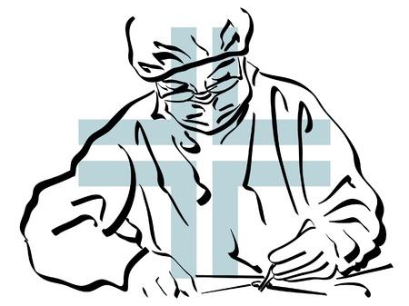 operating room: Cirujano