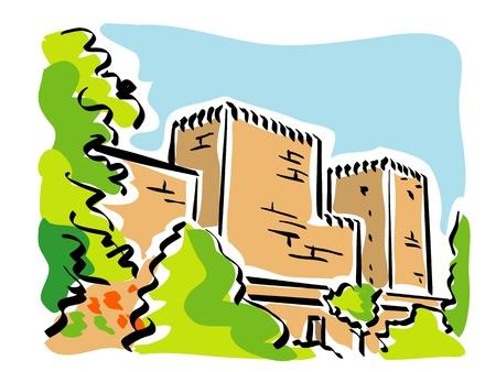 granada: Granada  Alhambra