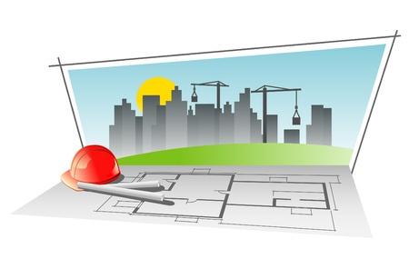construction Stock Vector - 16216797