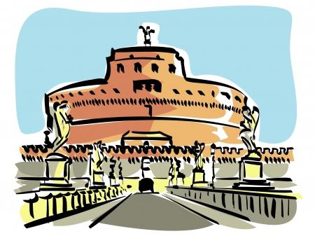 로마 (카스텔 S.Angelo)