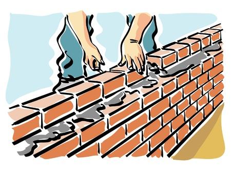bricklayer: mason