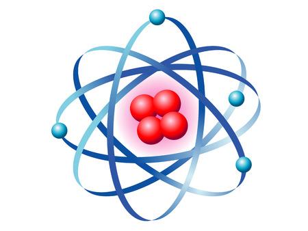 protons: Atom