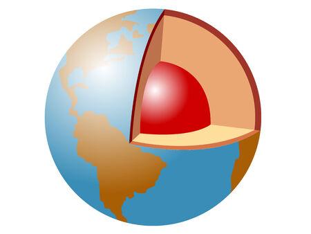 lithosphere: Globe
