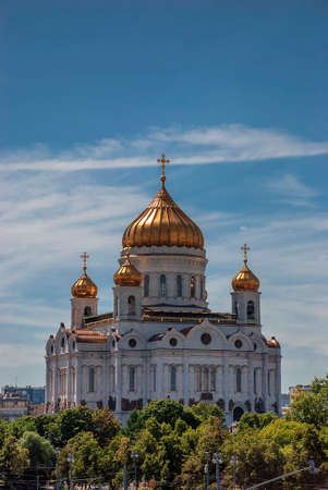 Church of Christ the Saviour, Moscow, Russia