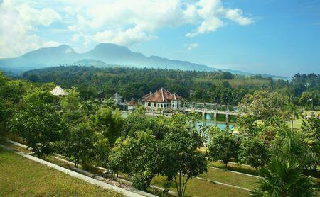 a beautiful landscape of Bali Stock Photo - 7804724