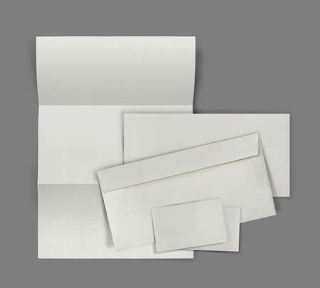 corporative: set of corporate identity templates. for another blank templates visit my gallery Stock Photo