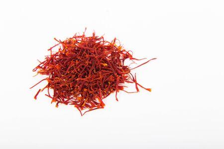 Saffron in threads