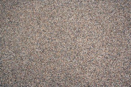 Grains of rough sand. Banco de Imagens
