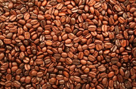 Rich coffee beans. Stok Fotoğraf