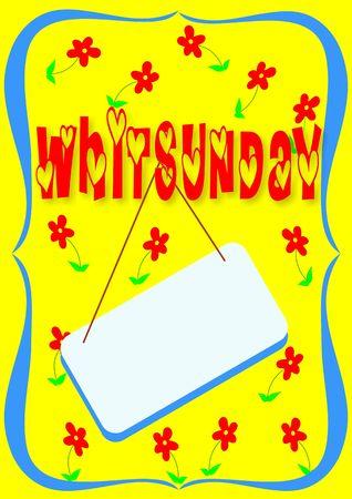pentecost: Whitsunday