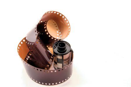 35: Roll of 35 Millimeter Film
