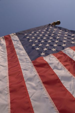 American Flag Stock Photo - 760514