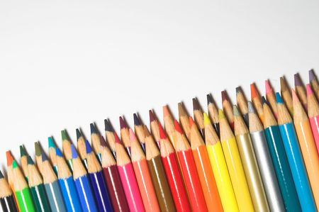 colored pencils Stock Photo - 784748
