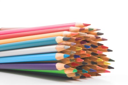 colored pencils Stock Photo - 784745