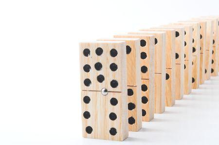 Dominoes photo