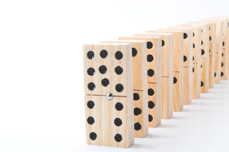 Dominoes photo