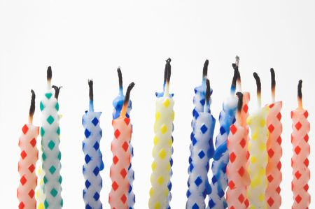 Birthday Candles Stock Photo - 760388