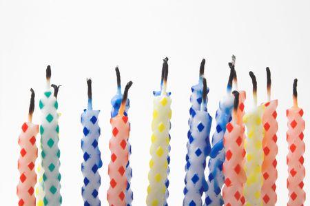 Birthday Candles Stock Photo - 760388