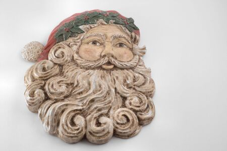 Ceramic Santa Face Stock Photo - 760361