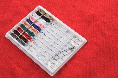 sewing kit: Portable Pocket Sewing Kit