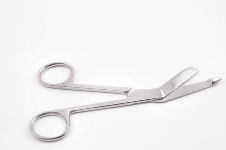 Surgical Scissors  Banque d'images - 760320