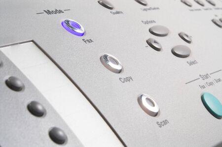 Fax Machine Stock Photo - 760303