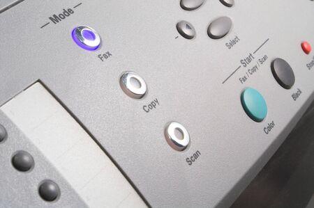 Fax Machine Stock Photo - 760300