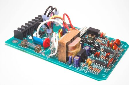electronics industry: Circuit Board