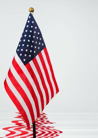 American Flag Stock Photo - 784926
