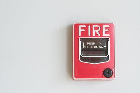 Détecteur de fumée Banque d'images - 797985