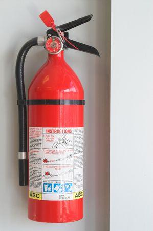 Fire Exinguisher Foto de archivo